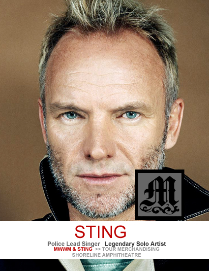 Sting Police Lead Singer Legendary Solo Artist MWWM Founder Angie Seegers MWW Management=